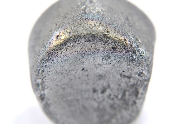 Iron meteorite 37.0 gram macro photography 02