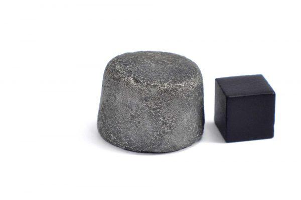 Iron meteorite 34.7 gram wide photography 10