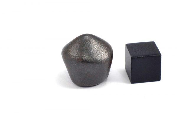 Iron meteorite 18.9 gram wide photography 10
