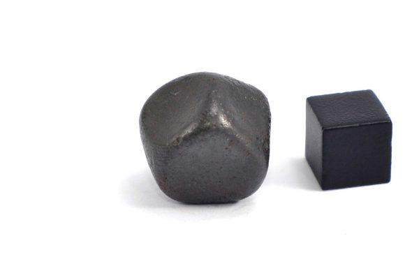 Iron meteorite 22.5 gram wide photography 11