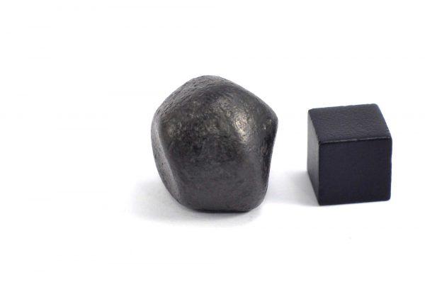 Iron meteorite 22.5 gram wide photography 10