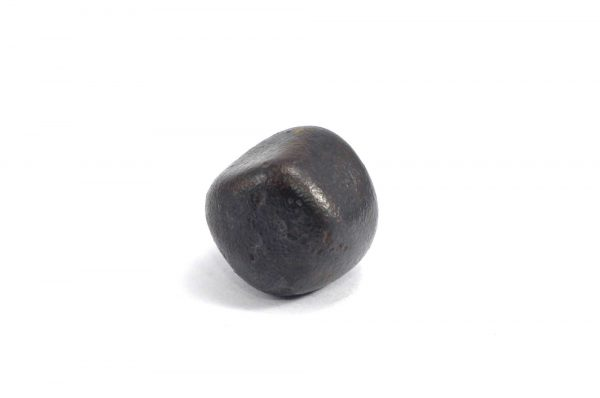 Iron meteorite 15.3 gram wide photography 08