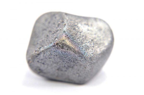Iron meteorite 23.1 gram macro photography 08