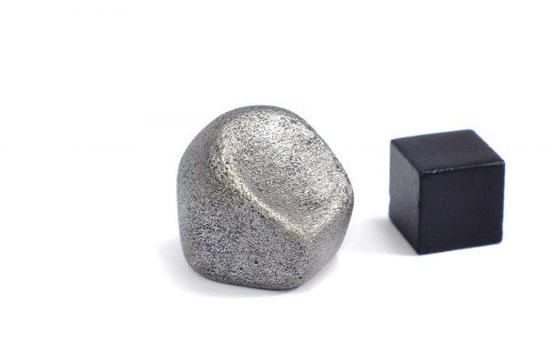 Iron meteorite 24.4 gram wide photography 11