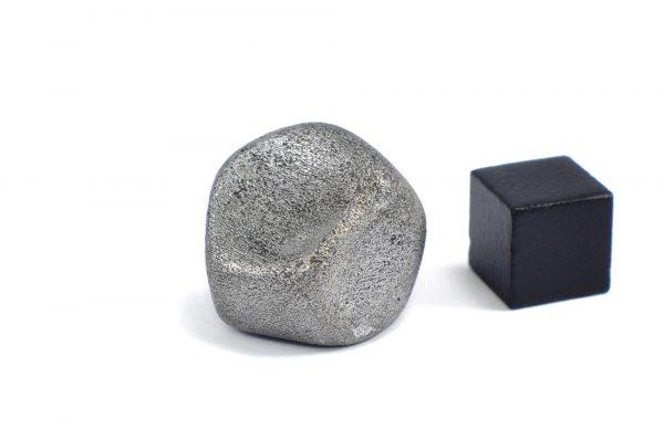 Iron meteorite 24.4 gram wide photography 09