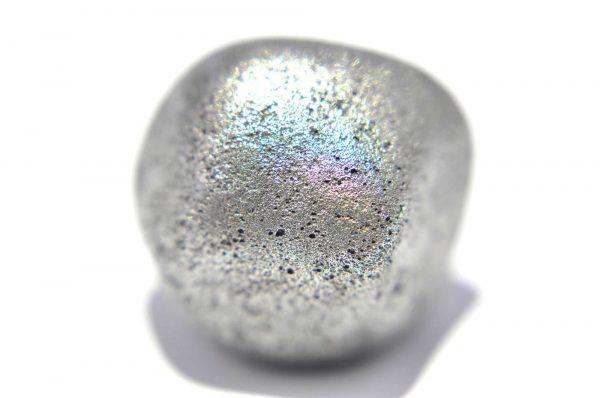 Iron meteorite 24.8 gram macro photography 20
