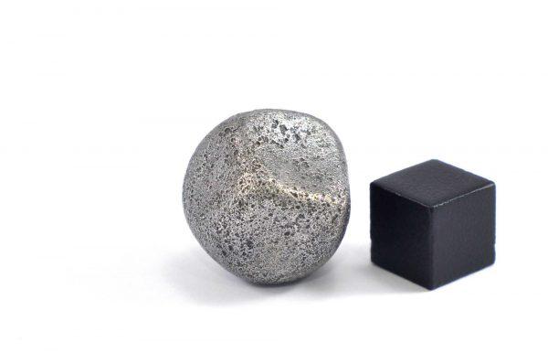 Iron meteorite 24.8 gram wide photography 12