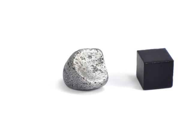 Iron meteorite 8.9 gram wide photography 11