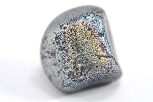 Iron meteorite 14.2 gram macro photography 13
