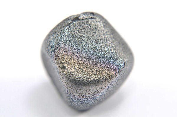 Iron meteorite 11.8 gram macro photography 03