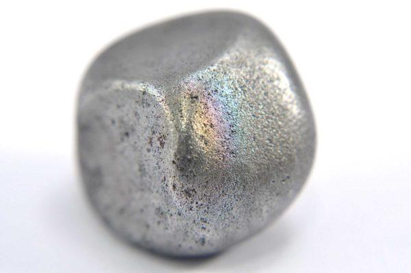 Iron meteorite 16.8 gram macro photography 08