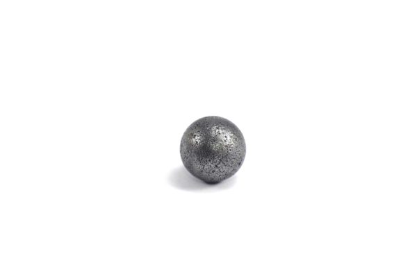 Iron meteorite 3.4 gram wide photography 19