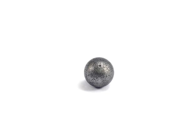 Iron meteorite 3.4 gram wide photography 04