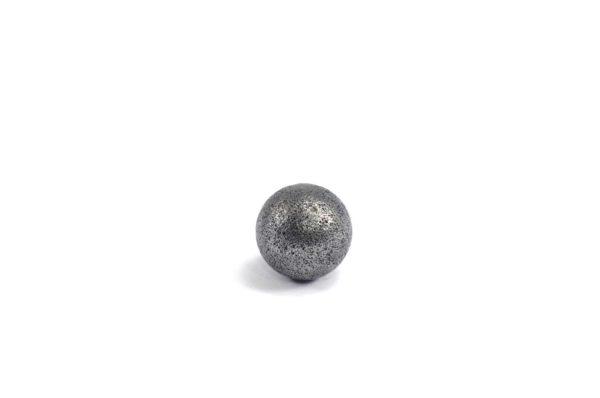 Iron meteorite 3.4 gram wide photography 01