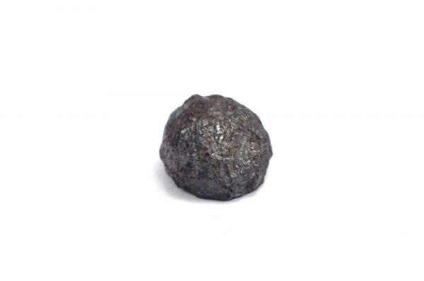 Iron meteorite 11.8 gram wide photography 12
