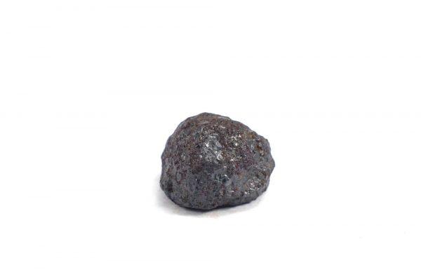 Iron meteorite 11.8 gram wide photography 11