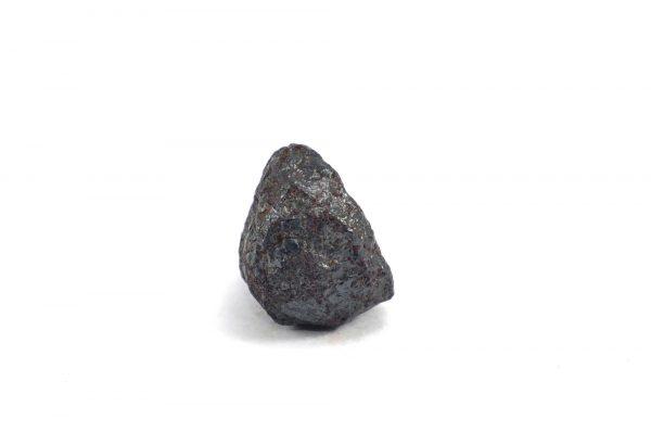 Iron meteorite 11.8 gram wide photography 04