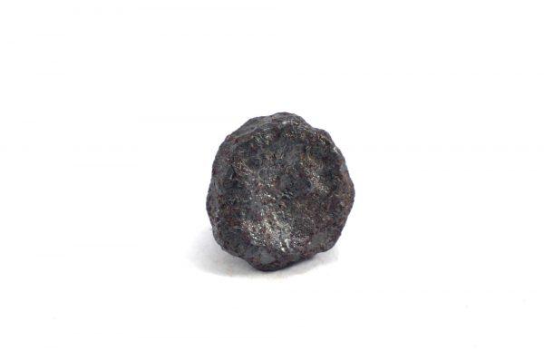 Iron meteorite 11.8 gram wide photography 03