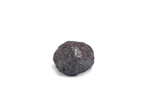Iron meteorite 11.8 gram wide photography 01