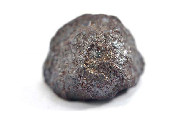 Iron meteorite 11.8 gram macro photography 07