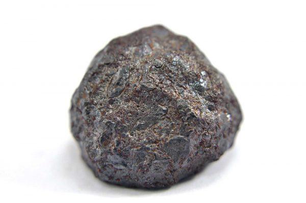 Iron meteorite 11.8 gram macro photography 06
