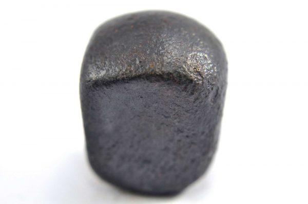 Iron meteorite 15.3 gram macro photography 09