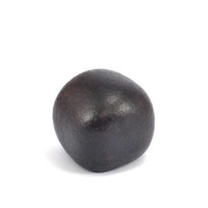 Iron meteorite 22.2 gram wide photography 01