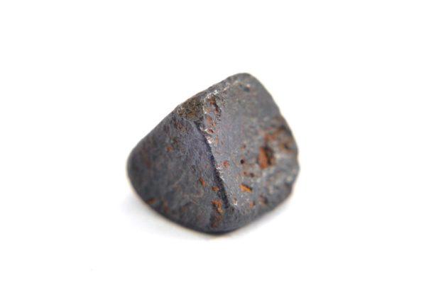 Iron meteorite 7.0 gram macro photography 01