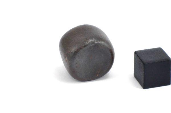 Iron meteorite 26.6 gram wide photography 11
