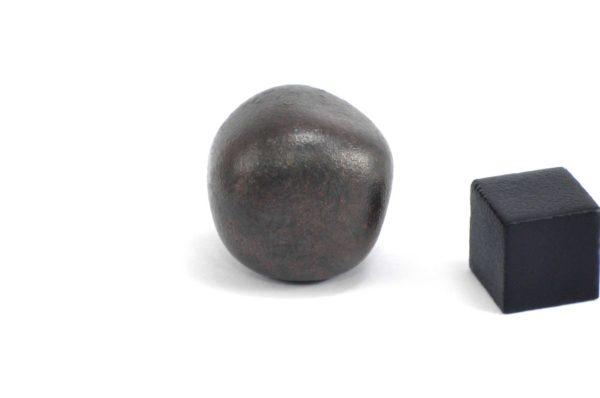 Iron meteorite 26.6 gram wide photography 10