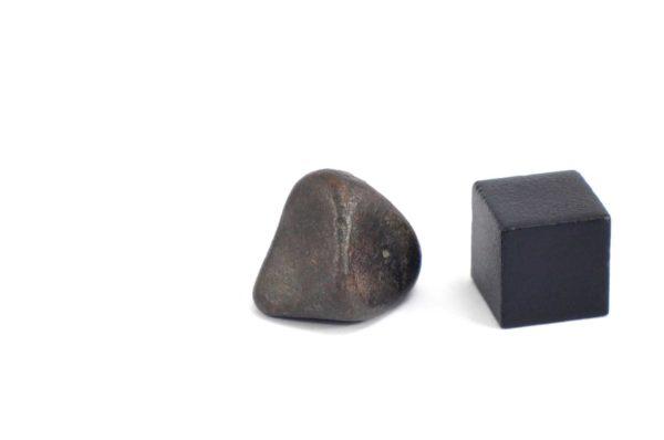 Iron meteorite 6.9 gram wide photography 11