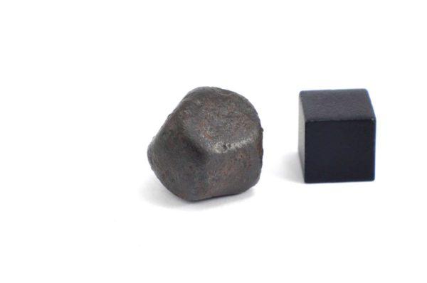Iron meteorite 14.0 gram wide photography 10