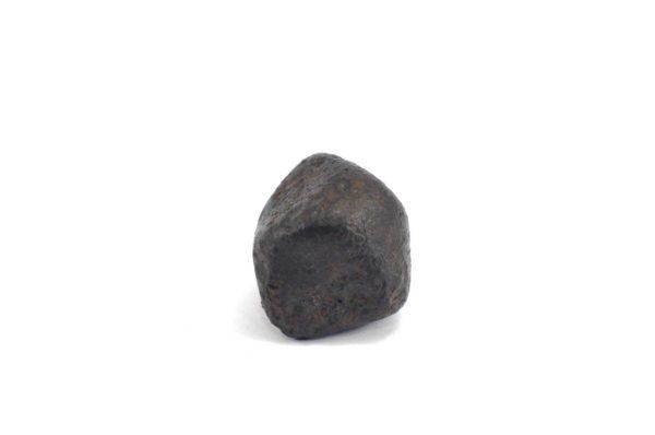 Iron meteorite 14.0 gram wide photography 08