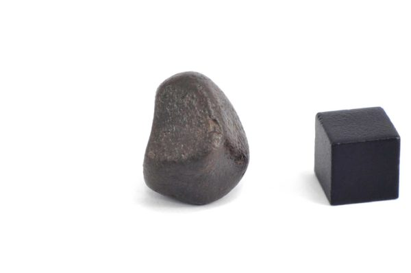 Iron meteorite 15.9 gram wide photography 14