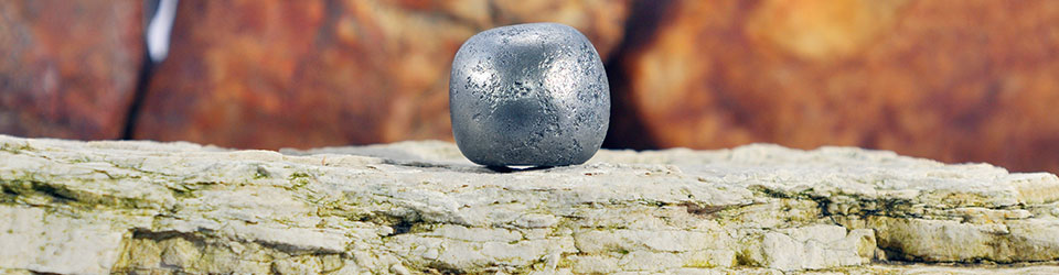iron meteorite photo